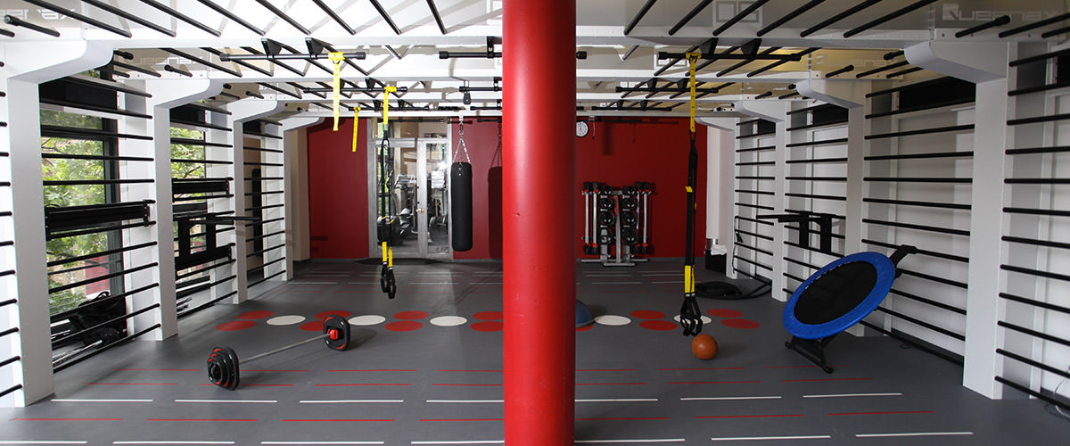 salle functionnal training coach coaching musculation TRX
