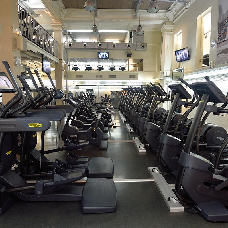 Salle De Sport One Monceau Paris 17 Cmg Sports Club