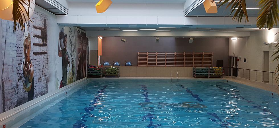 Salle de sport one italie paris 13 cmg sports club for Bar la piscine paris 18