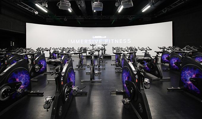 Les Mills Immersive du CMG Sports Club One Italie