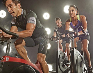 RPM LES Mills Paris Cycle Club cycling