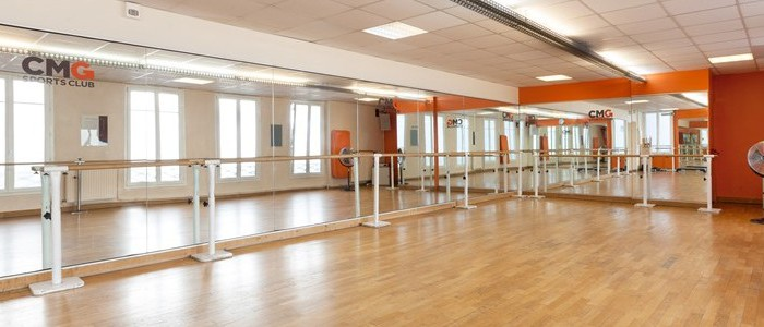 studio yoga paris CMG