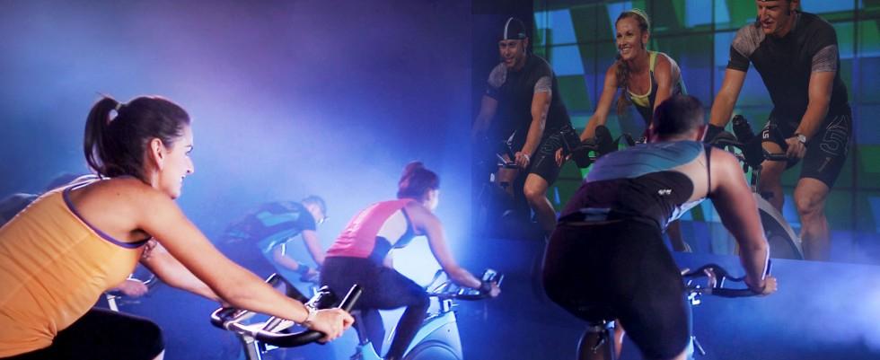 cycling rpm les mill à Paris